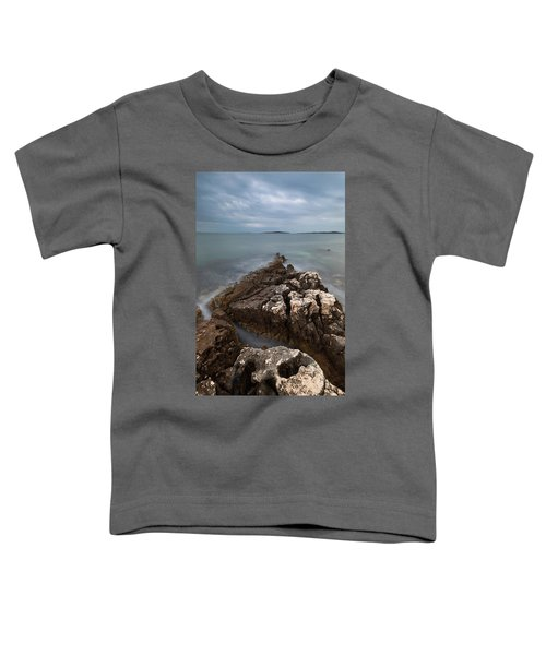 Rocky Triangle Toddler T-Shirt