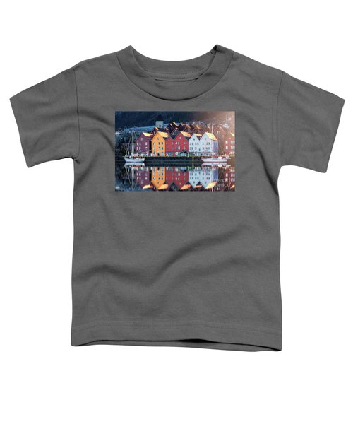 Roofs Of Gold Toddler T-Shirt