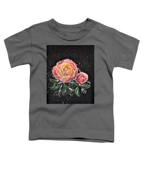 Rose In Light Toddler T-Shirt