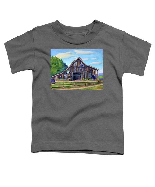 Roseberry Barn Toddler T-Shirt