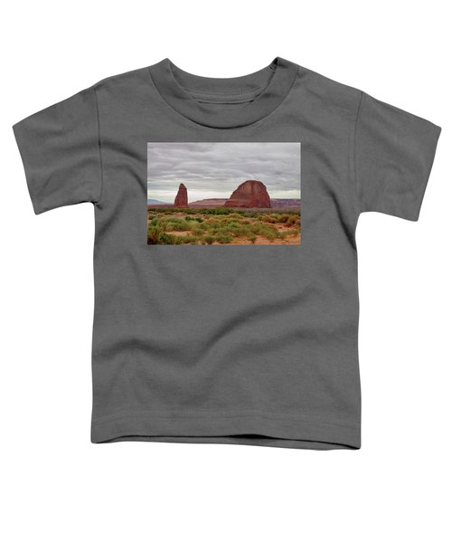 Toddler T-Shirt featuring the photograph Round Rock by James BO Insogna