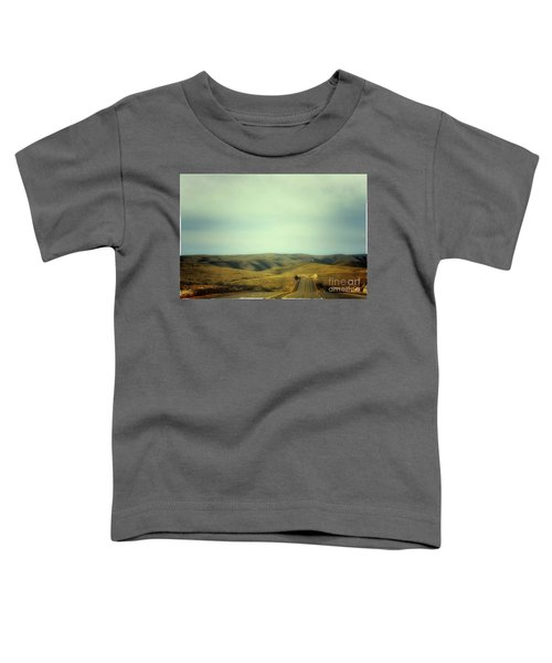 6-mile Hill Toddler T-Shirt