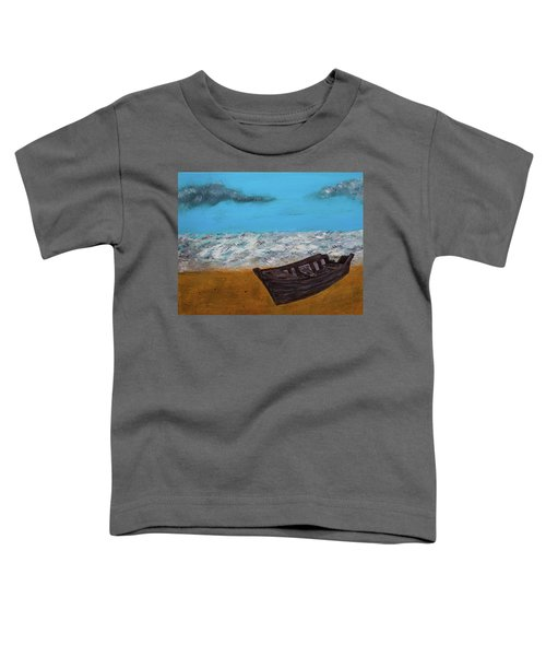 Row Your Boat Toddler T-Shirt