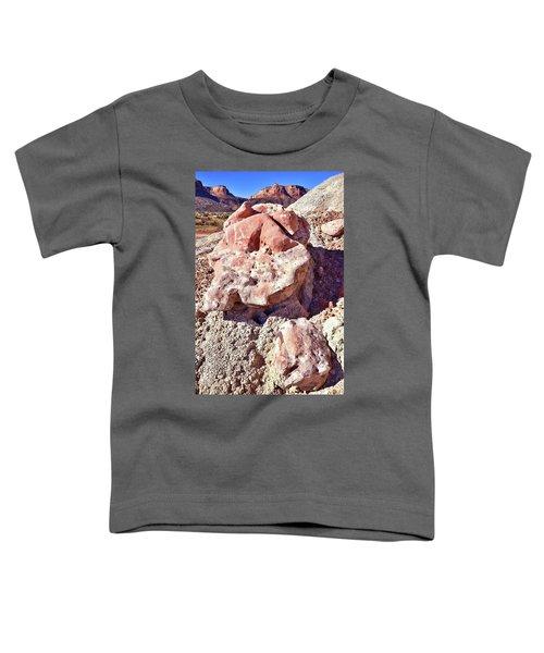 Ruby Mountain 103 Toddler T-Shirt