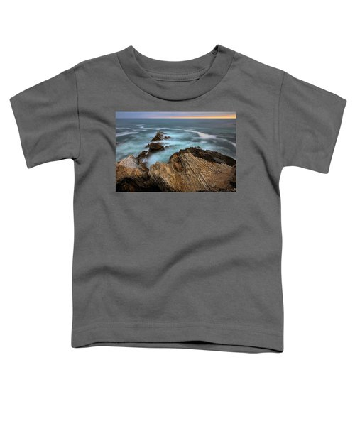 Rugged Beauty  Toddler T-Shirt