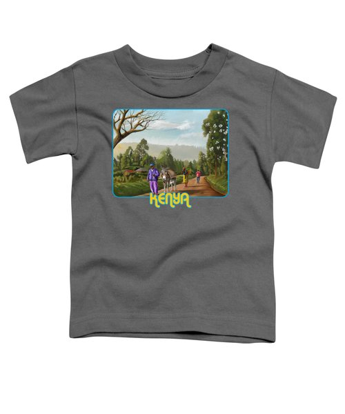 Rural Life Toddler T-Shirt