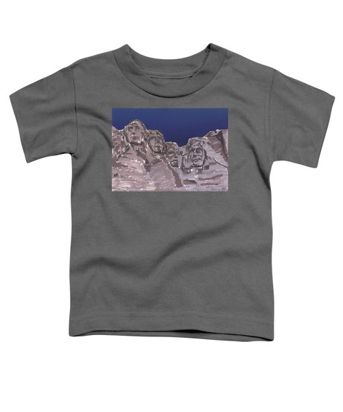 Rushmore Markers Toddler T-Shirt