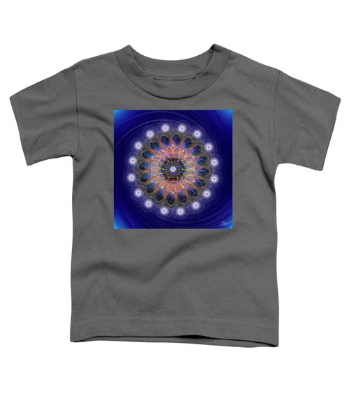 Sacred Geometry 726 Toddler T-Shirt