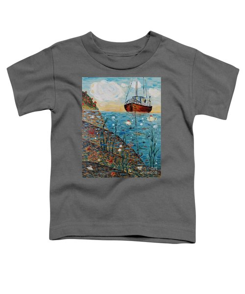 Safe Harbor Toddler T-Shirt