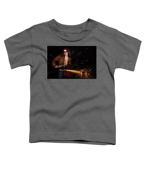 Light Em Up Toddler T-Shirt