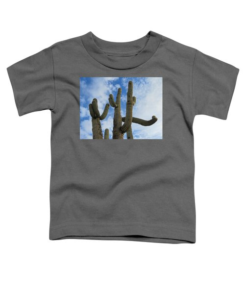 Saguaro Clique Toddler T-Shirt