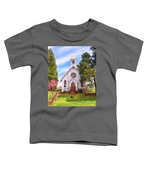 Saint Joseph Roman Catholic Church In Columbia Virginia Toddler T-Shirt