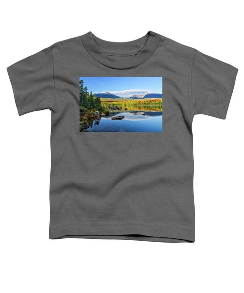 Sandy Stream Pond Baxter Sp Maine Toddler T-Shirt