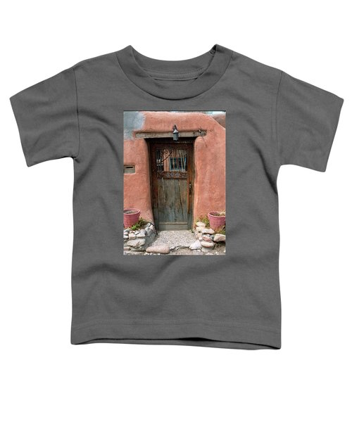 Santa Fe Door Toddler T-Shirt