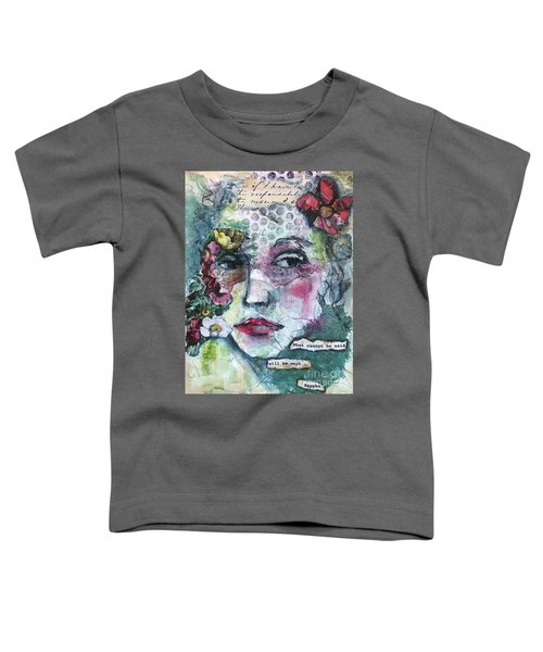 Sappho's Quote Toddler T-Shirt