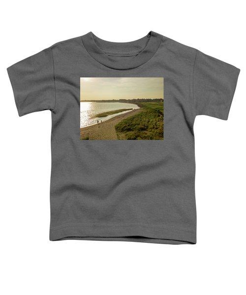 Sasco Beach, Fairfield, Ct Toddler T-Shirt