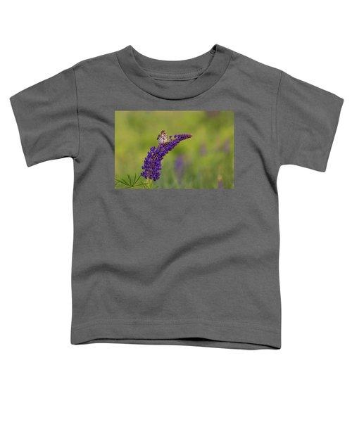 Savannah Sparrow Toddler T-Shirt