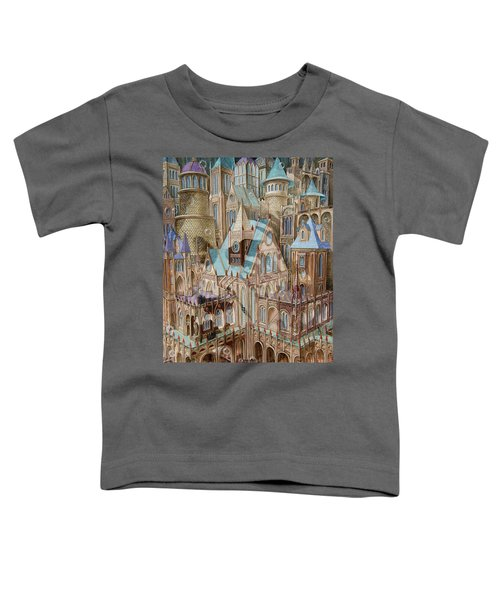 Science City Toddler T-Shirt