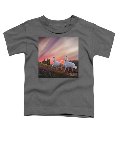 Scotland Fantasy Toddler T-Shirt