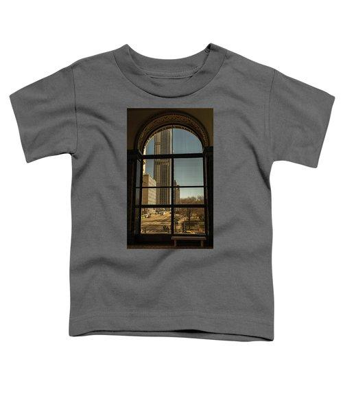 Sculpted View Toddler T-Shirt