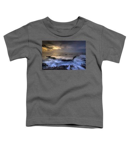 Sea Waterfalls Toddler T-Shirt