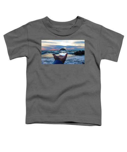 See Into The Future Toddler T-Shirt