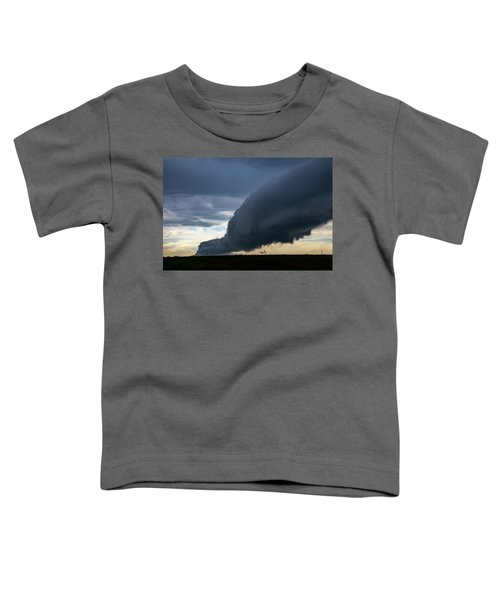 September Thunderstorms 003 Toddler T-Shirt