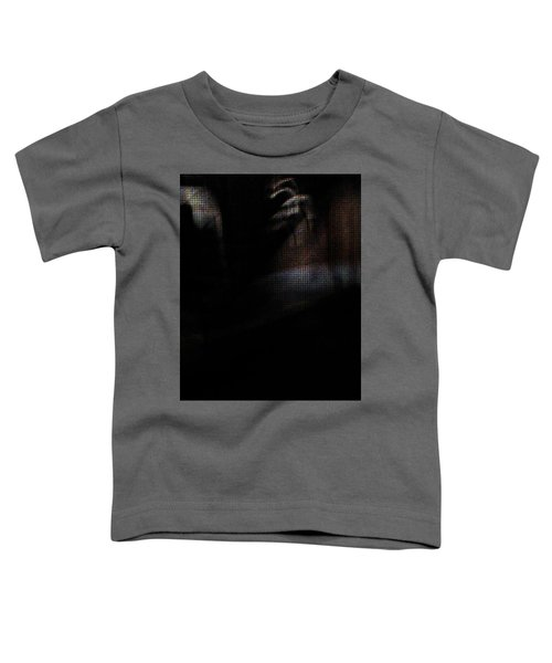 Shadow Man  Toddler T-Shirt