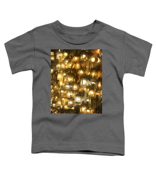 Shopping For Lighting Toddler T-Shirt