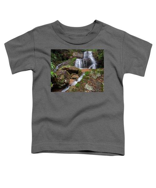 Shu Nu Waterfall 8x10 Horizontal Toddler T-Shirt