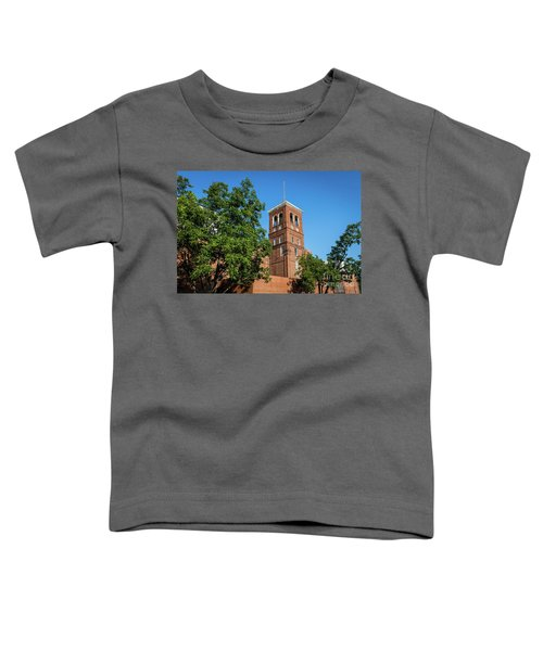 Sibley Mill Augusta Ga Toddler T-Shirt
