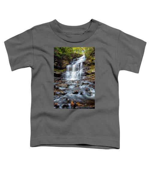 Silky Flow Toddler T-Shirt