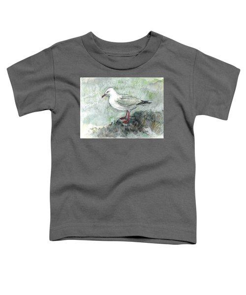 Silver Gull Toddler T-Shirt