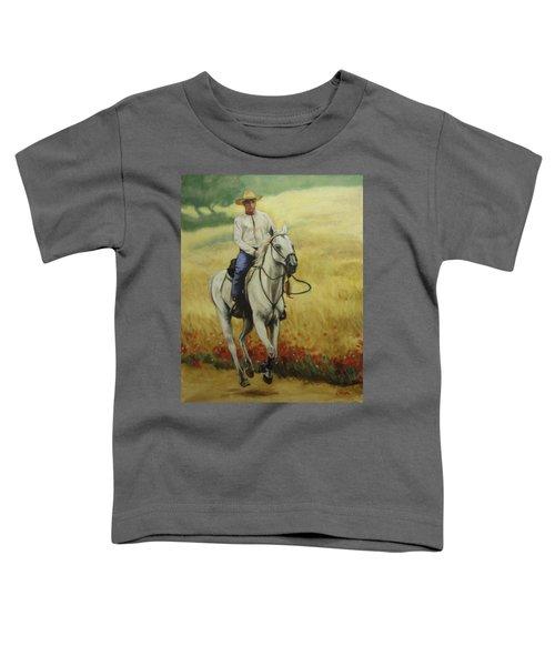 Six Feet Off The Ground Toddler T-Shirt