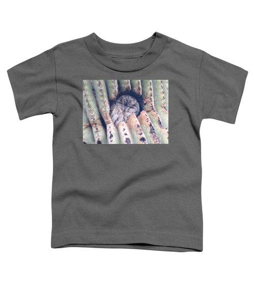 Sleepy Eye Toddler T-Shirt