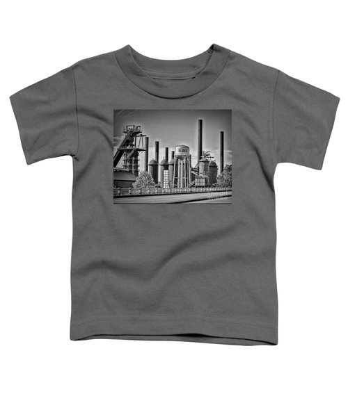 Sloss Furnaces Towers Toddler T-Shirt