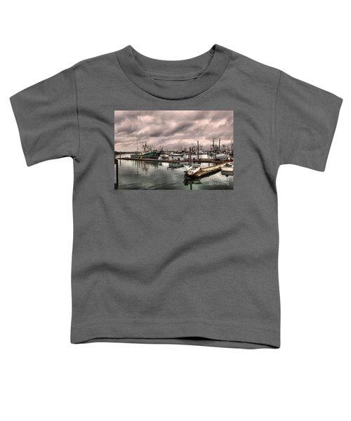 Slow Day At Illwaco Toddler T-Shirt