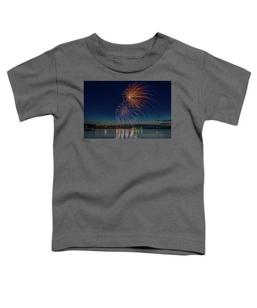 Small Town 4th Toddler T-Shirt