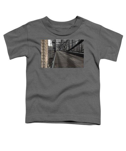 Smithfield Street Bridge Toddler T-Shirt