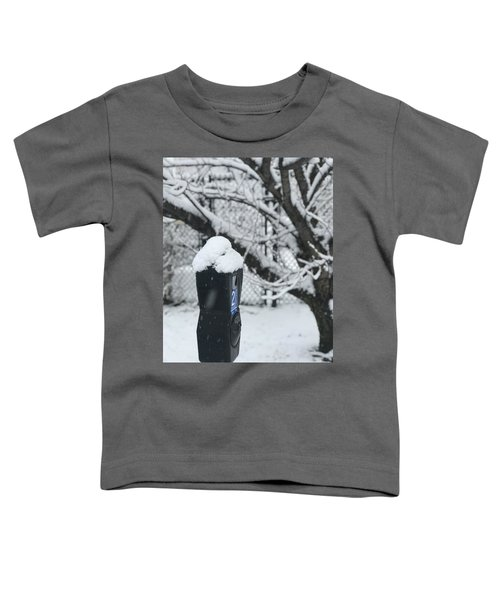 Snow Day Toddler T-Shirt