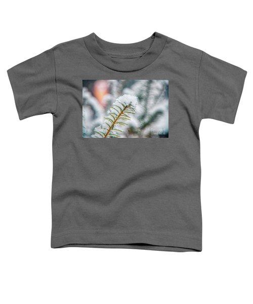 Snow Needle Toddler T-Shirt