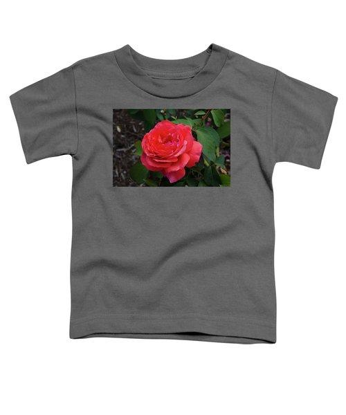 Solitary Rose Toddler T-Shirt