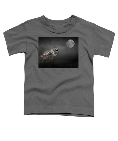 Soul Of The Moon Toddler T-Shirt