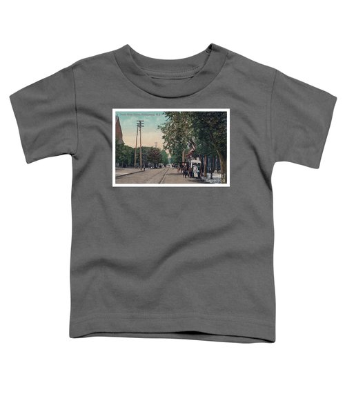 South Main Street Phillipsburg N J Toddler T-Shirt