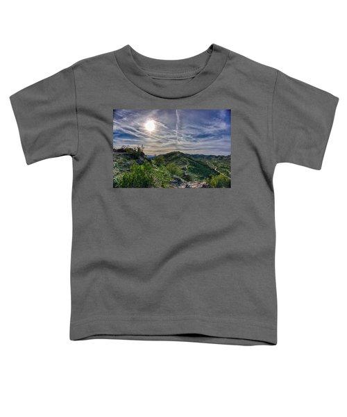 South Mountain Depth Toddler T-Shirt