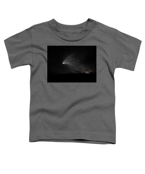 Space X Rocket Toddler T-Shirt