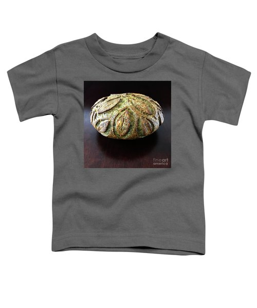 Spicy Spinach Sourdough 2 Toddler T-Shirt