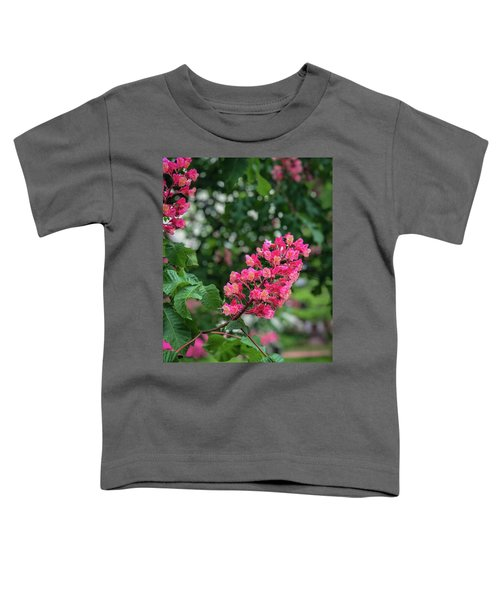 Spring Blossoms Toddler T-Shirt