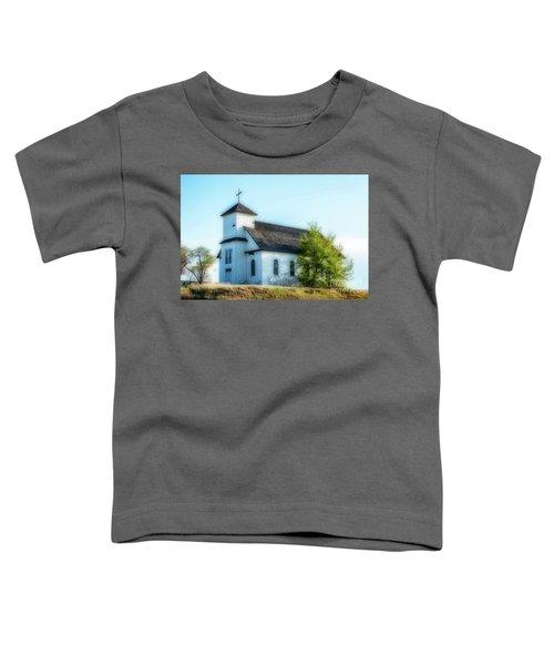 St. Agnes. Church Toddler T-Shirt