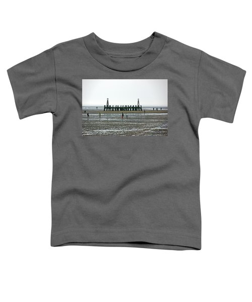 St. Annes. On The Beach. Toddler T-Shirt